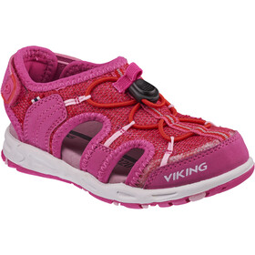 Viking Footwear Thrill II Sandals Kids Magenta/Red